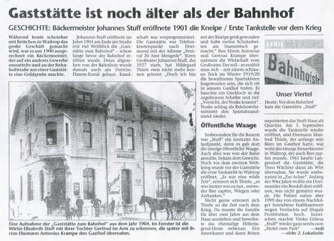 PDF zur Geschichte unseres Hotels ansehen